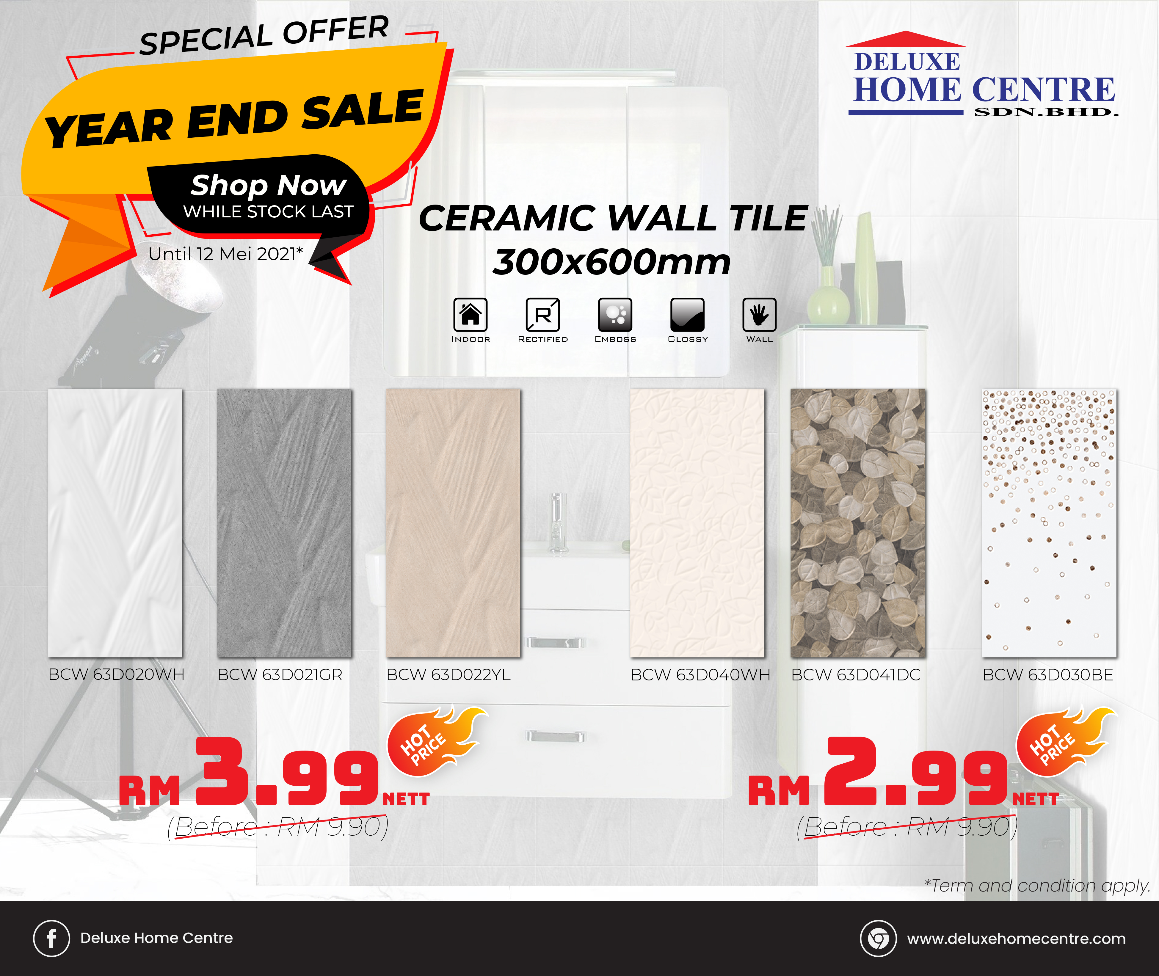 Deluxe Home Centre Sdn Bhd